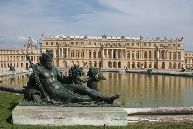 Private Versailles with Mini-van photo 2