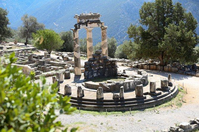 5 Days Private Tour: Delphi - Olympia - Sparta & Argolida