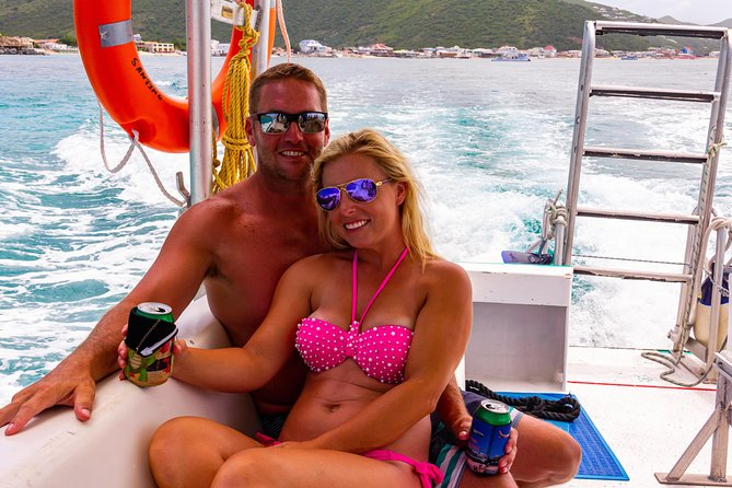 St Maarten Shore Excursion: Three Hour Snorkeling Adventure