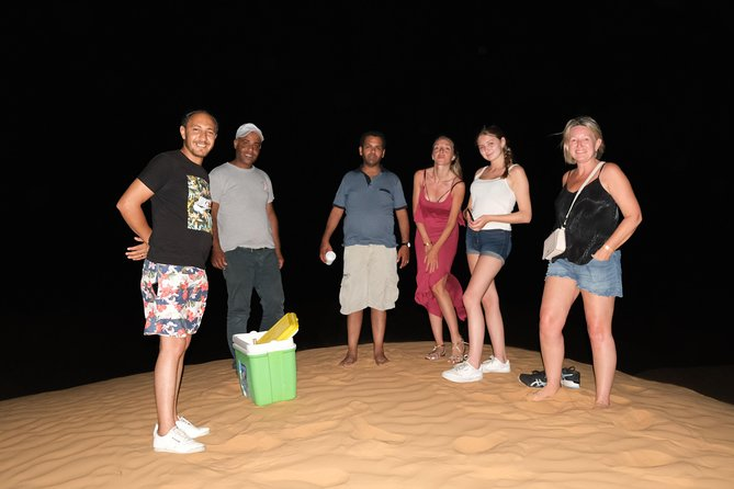 The night under tent: Tataouine - Chenini - Ksar Ghilane - Matmata - Toujane