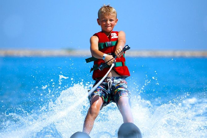 4 Hours Speed Boat Trip to Paradise Island & Water Sport - Hurghada