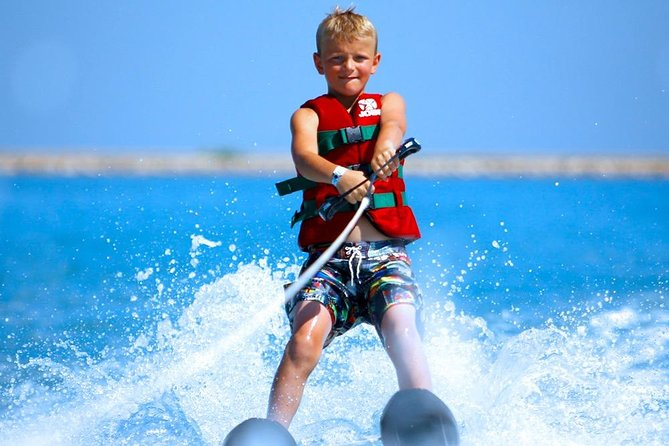4 Hours Orange Island By Speed Boat With Water Sports - Semi Private - Hurghada photo 15