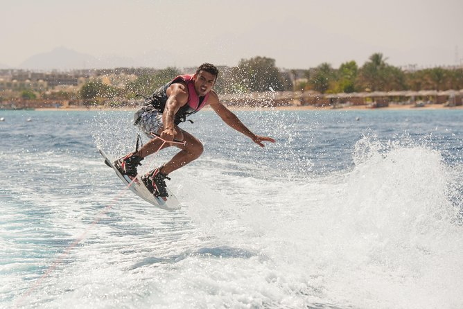 4 Hours Orange Island By Speed Boat With Water Sports - Semi Private - Hurghada photo 19