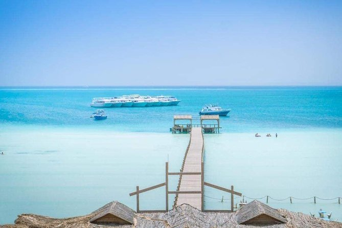 4 Hours Orange Island By Speed Boat With Water Sports - Semi Private - Hurghada photo 2
