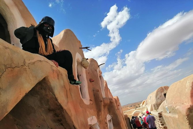 From Djerba: 7 Days Star Wars Tours