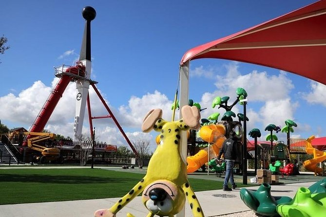 Spirou Park Day - Tickets and Transfer - Marseille