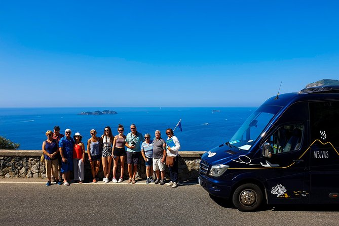 Visit Positano, Amalfi and Ravello with Local Guide