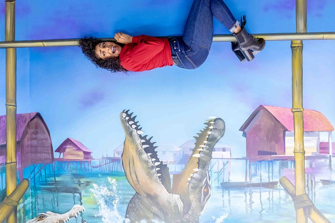 General Admission: Museum of Illusions Tickets