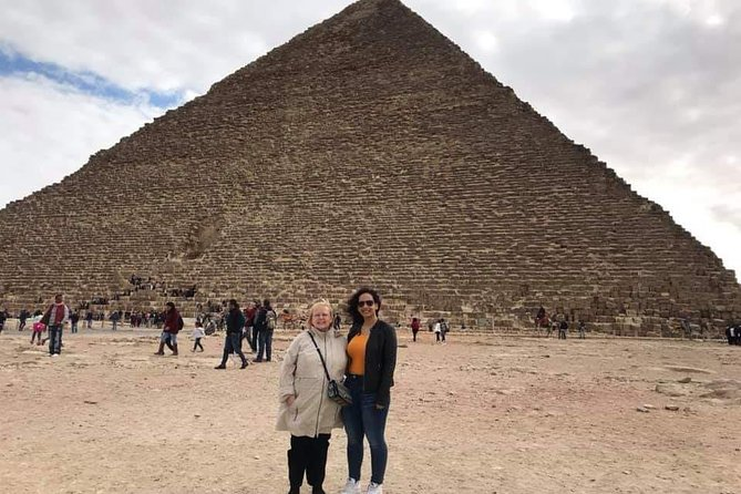 Half day Private tour to Giza pyramids Sphinx
