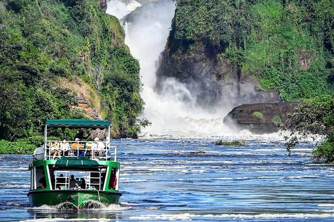 3 days Murchison Falls safari