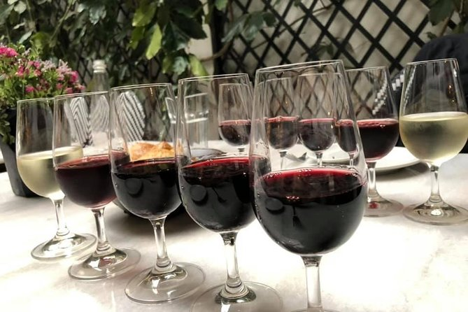 Private Walking Tour & Argentine wine Tasting