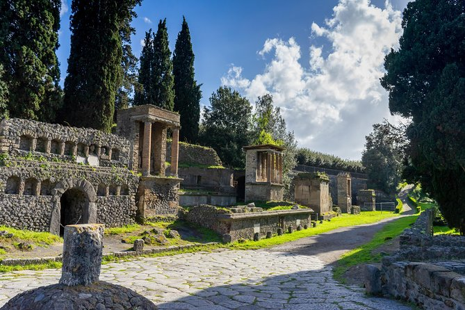 Skip the Line Pompeii Ruins Tour with Villa of Mysteries photo 7