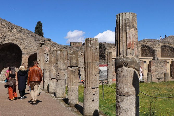 Skip the Line Pompeii Ruins Tour with Villa of Mysteries photo 1