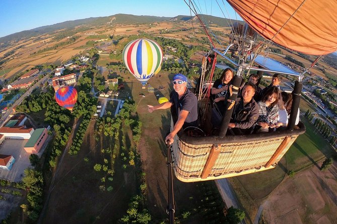 Vic Balloon Ride with Champagne Toast