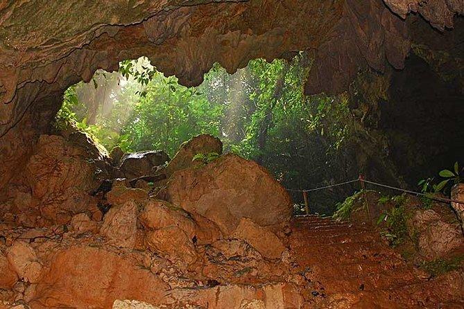 Cave Tubing at Saint Herman's Cave