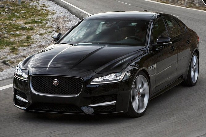 Departure Private Transfers from Paris to Airport CDG in Luxury Jaguar