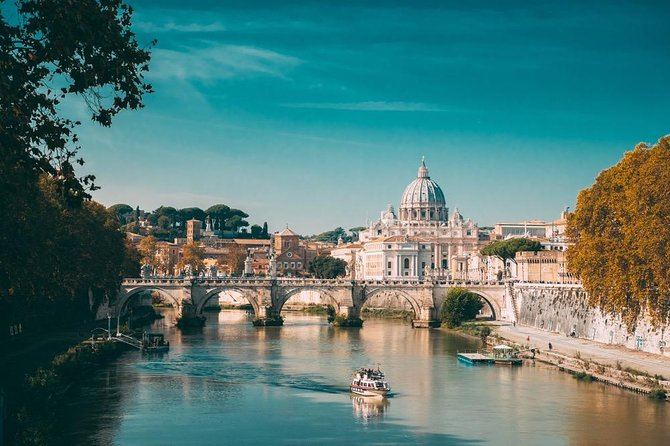 Rome 3-hour private Tour with driver