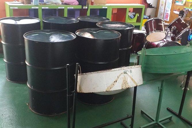 Steel Pan Class