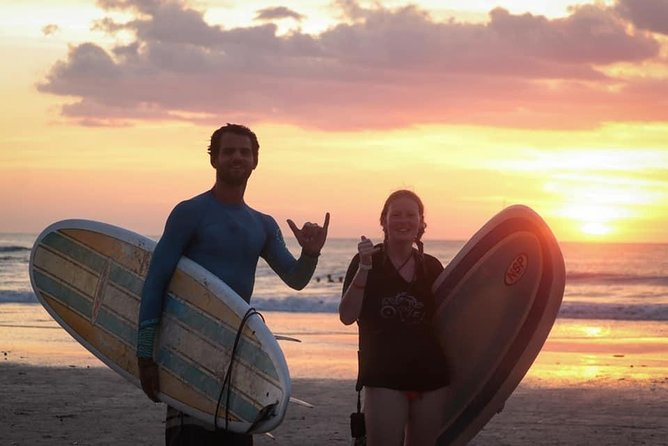 3 Day Mini Tamarindo Surf Camp - Great for Beginners!
