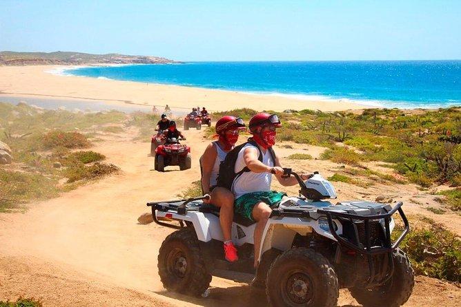 ATV in Los Cabos - Cuatrimoto