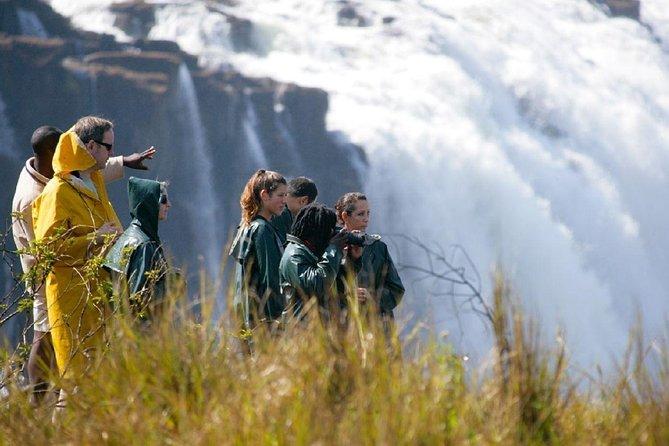 3 Nights Vic-Falls & Hwange Safari