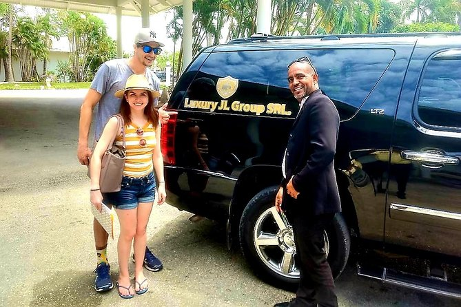 Private Transfers From Las America Airport AILA SDQ<=>To All Place at Punta Cana