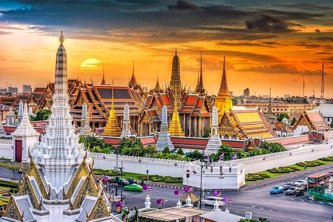 Bangkok Famous Landmarks : Shore Excursion from Khlong Toei Port