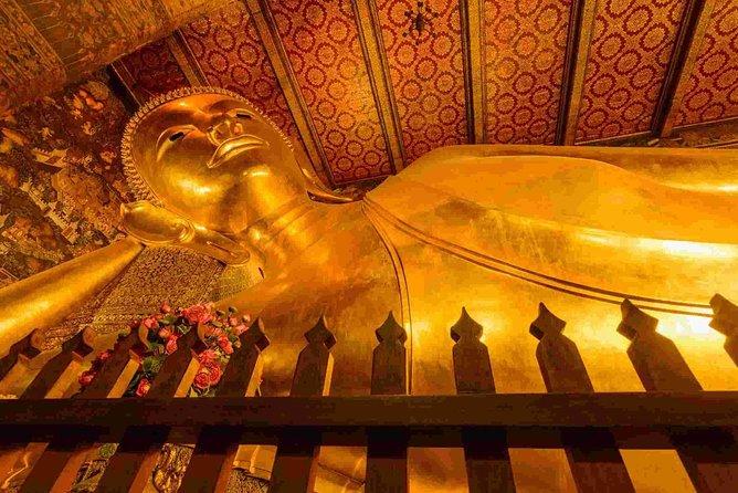 Top Sights of Selfie Bangkok Temple & City Tour (Multi Languages)