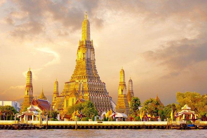 Bangkok Shopping, Massage & Food Tasting : Shore Excursion from Khlong Toei Port