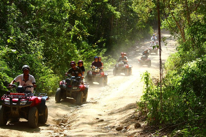 ATV Montaña and Rio Tour