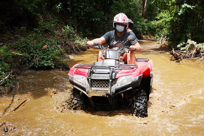 ATV adventure from Riu, Secrets and papagayo photo 7