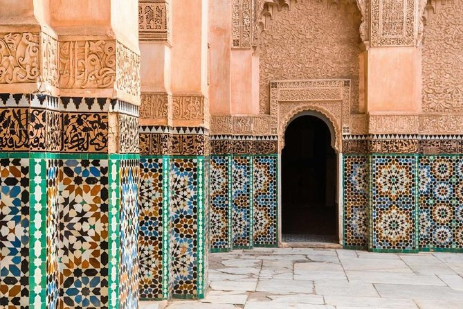 Half-Day Marrakech Sightseeing Tour