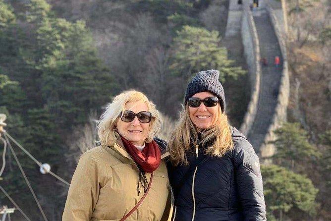 1 day Great Wall+Hutong Rickshaw Mini Group Tour