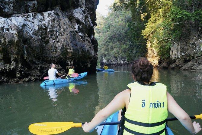 Half-Day Sea Kayaking Adventure in Ao Thalane Bay from Krabi