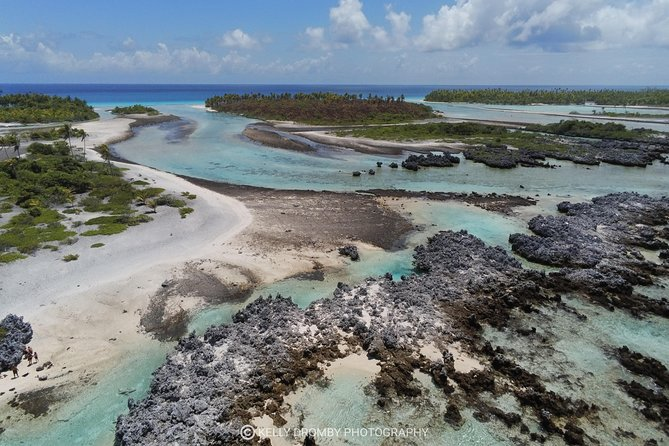 Reef island private tour