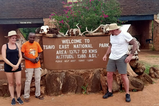 2 Days / 1 Night - Tsavo Explorer Safari