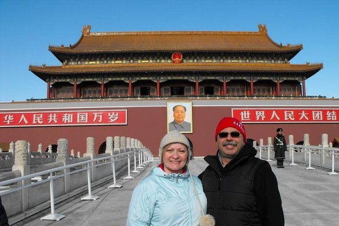 9 Days All-included Private Train Tour of Beijing - Xi'an - Shanghai
