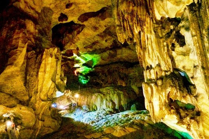 Ipoh Caves, Heritage And Cave Temple Tour