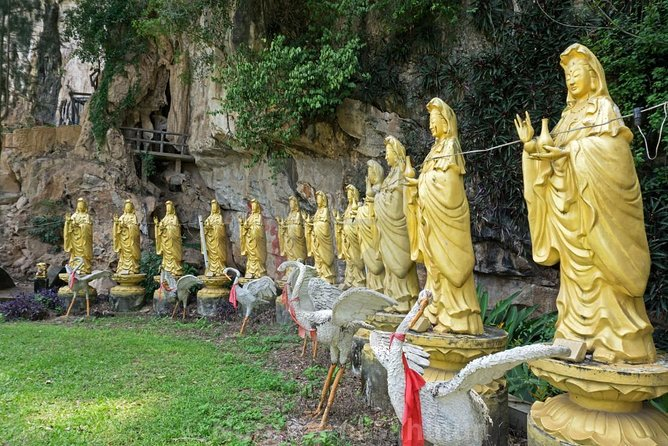Ipoh Caves, Cave Temple And Heritage Tour
