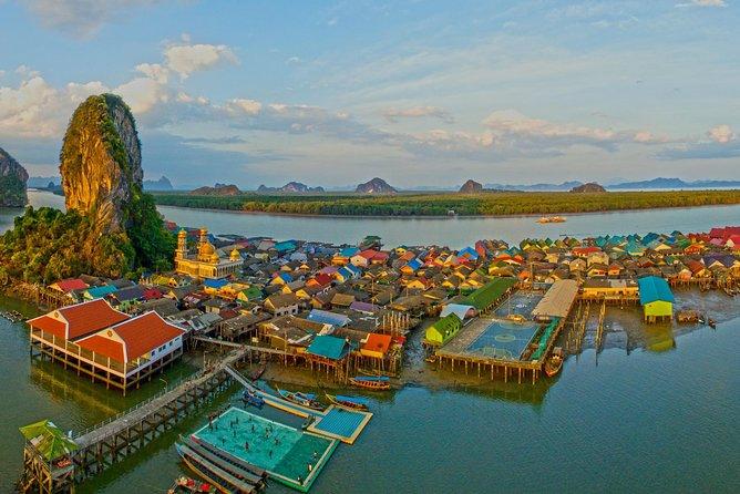 5 in 1 James Bond Tour Phang Nga Bay By long tail boat