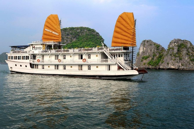 Majestic Cruise 3* - Ha Long Bay 3 Days 2 Nights