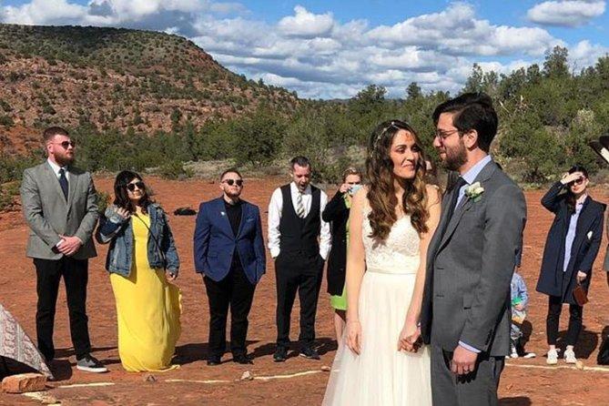 Sedona Medicine Wheel Wedding