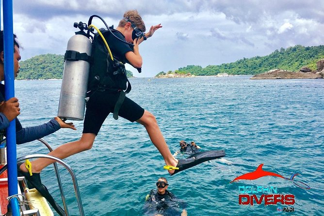 1-Day Discover Scuba Diving (no pool session / 2 dives) in Koh Chang