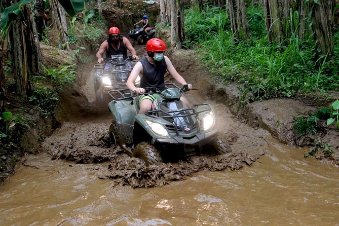 ATV Quad Bike Adventure in Bali