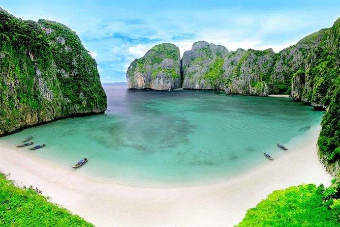 Phi Phi & Maya Bay & Bamboo & Rang