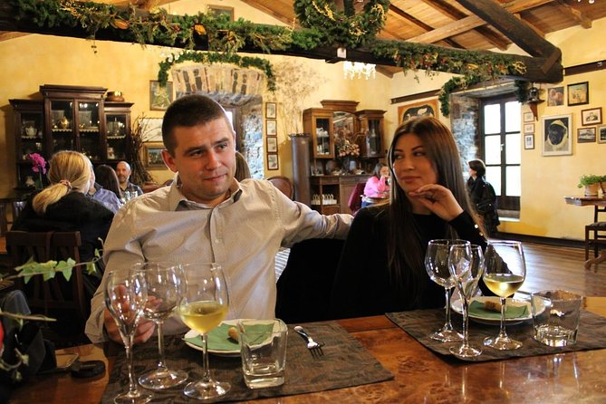 Wine - Oil tasting & lunch from Rome - Private Tour