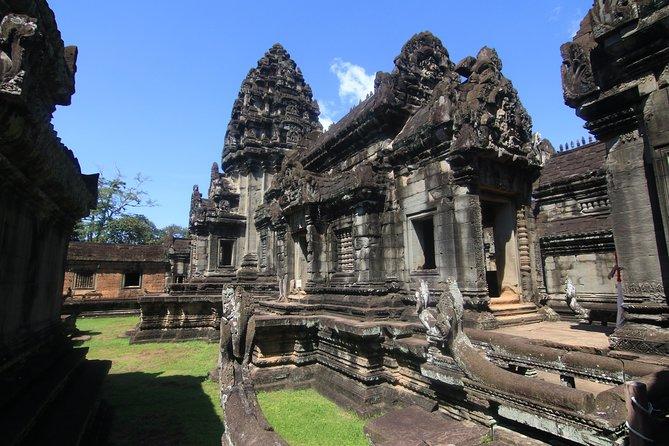 Journey to Banteay Srei & Tonle Sap