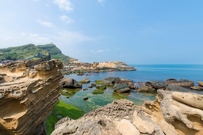 North Coast Exploration Private Yehliu Geopark Seafood Tour