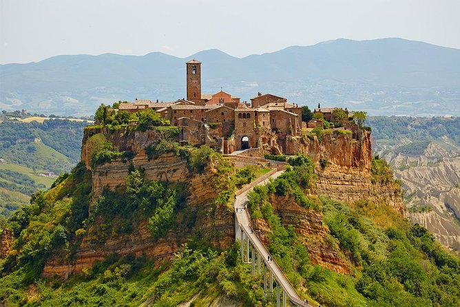 The best of Tuscany and Umbria in a 3 days fully escorted tour from Florence