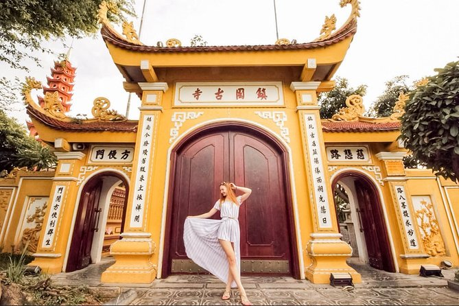 The Most Famous Spots All Inclusive Hanoi Instagram Private Tour